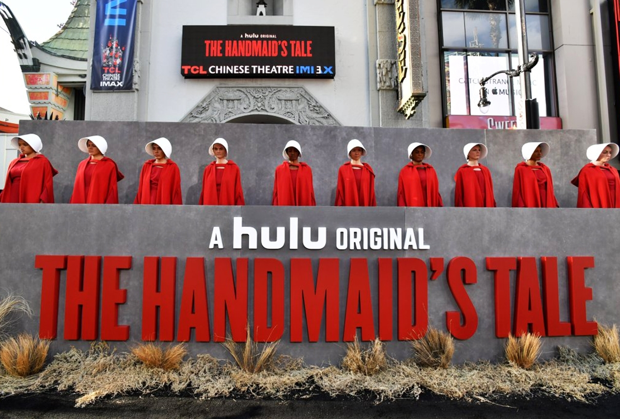 Handmaids Tale Season Two Premiere 2